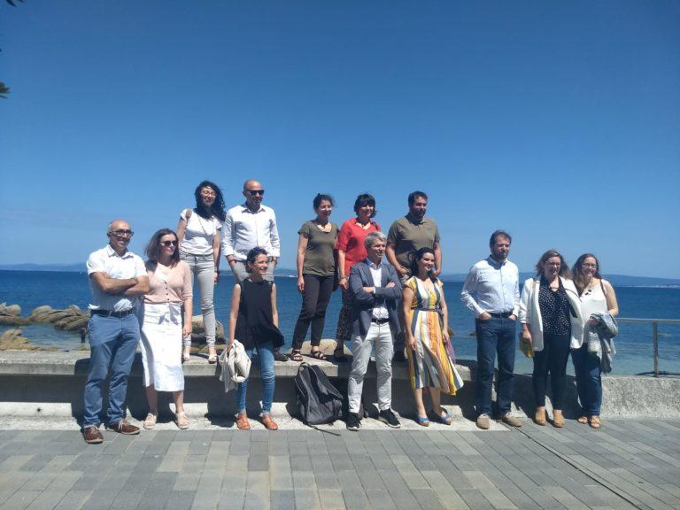 Acuaenergy - primera reunión de socios