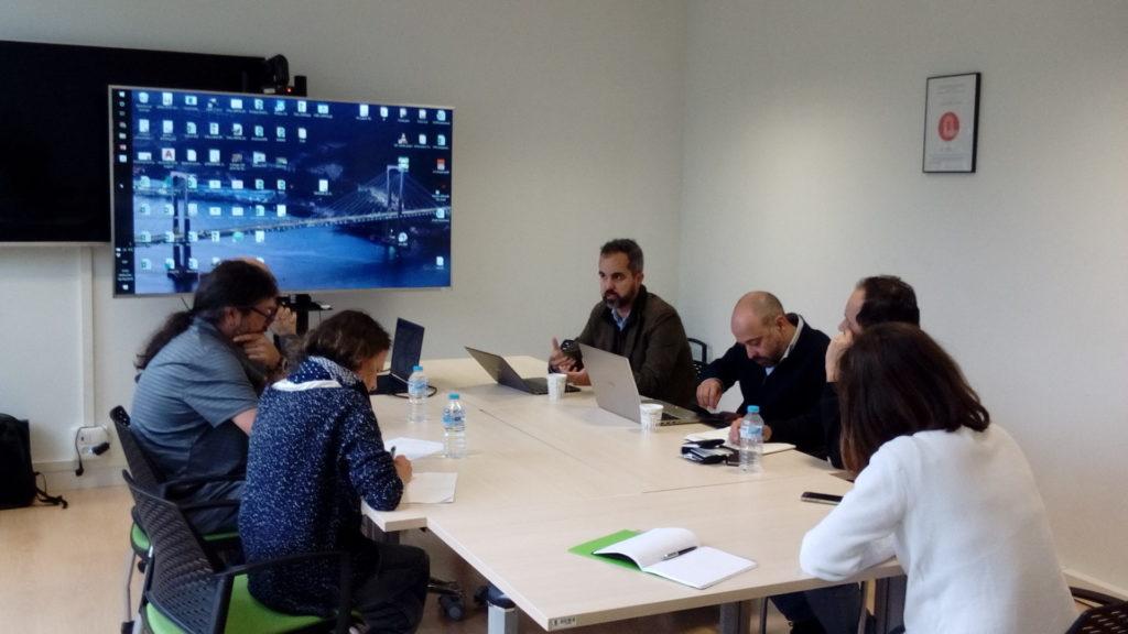 Primera reunión técnica de Acuaenergy