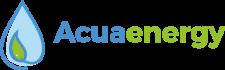 Logotipo Acuaenergy - Horizontal - Transparente